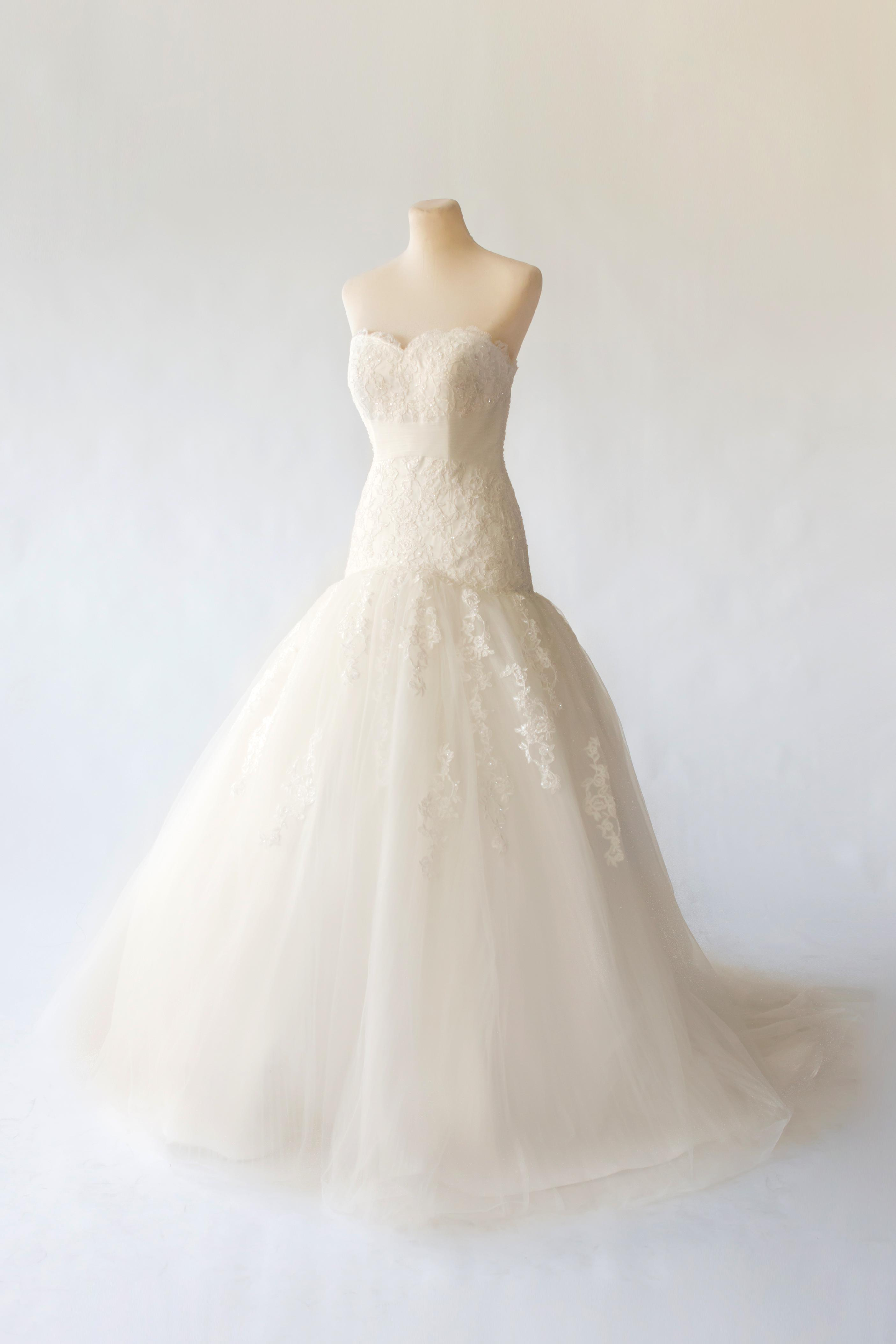 Marguerite | Ivory and White Bridal Store